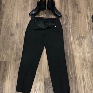 Black Marc by Marc Jacobs wool slacks size 4